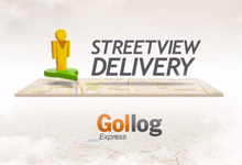 Street View Delivery Gollog
