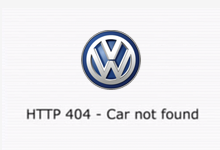 Not Found VW